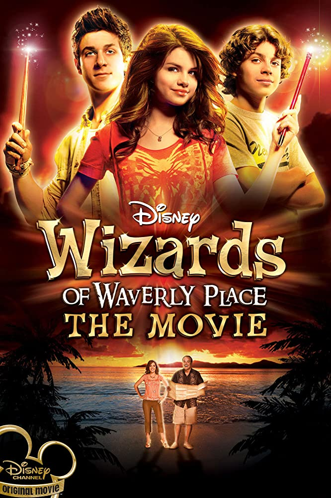 Wizards of Waverly Place: The Movie 2009 Hindi Dual Audio 300MB HDRip ESub Download