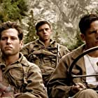 Eion Bailey, Philip Barantini, and Ross McCall in Band of Brothers (2001)