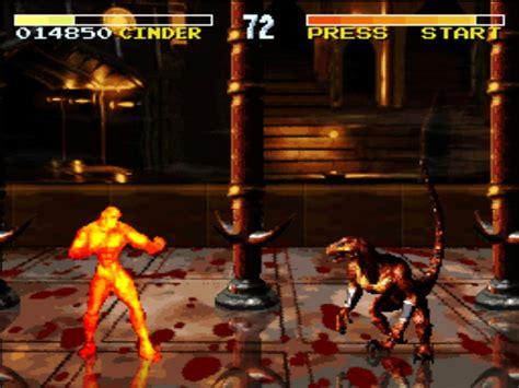 killer instinct game 1994