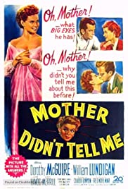Mother Didn't Tell Me Poster
