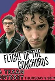 Flight of the Conchords: A Texan Odyssey Poster