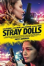Olivia DeJonge and Geetanjali Thapa in Stray Dolls (2019)