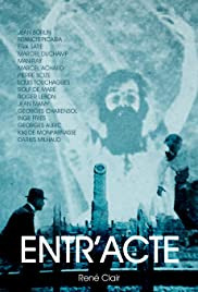 Entr'acte (1924) with English Subtitles on DVD on DVD