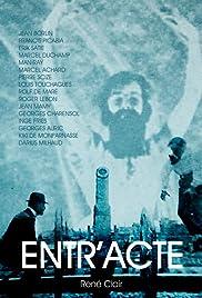 Entr'acte(1924) Poster - Movie Forum, Cast, Reviews