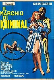 Il marchio di Kriminal (1969) Poster - Movie Forum, Cast, Reviews