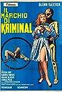 Il marchio di Kriminal (1968) Poster