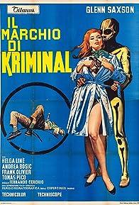 Primary photo for Il marchio di Kriminal