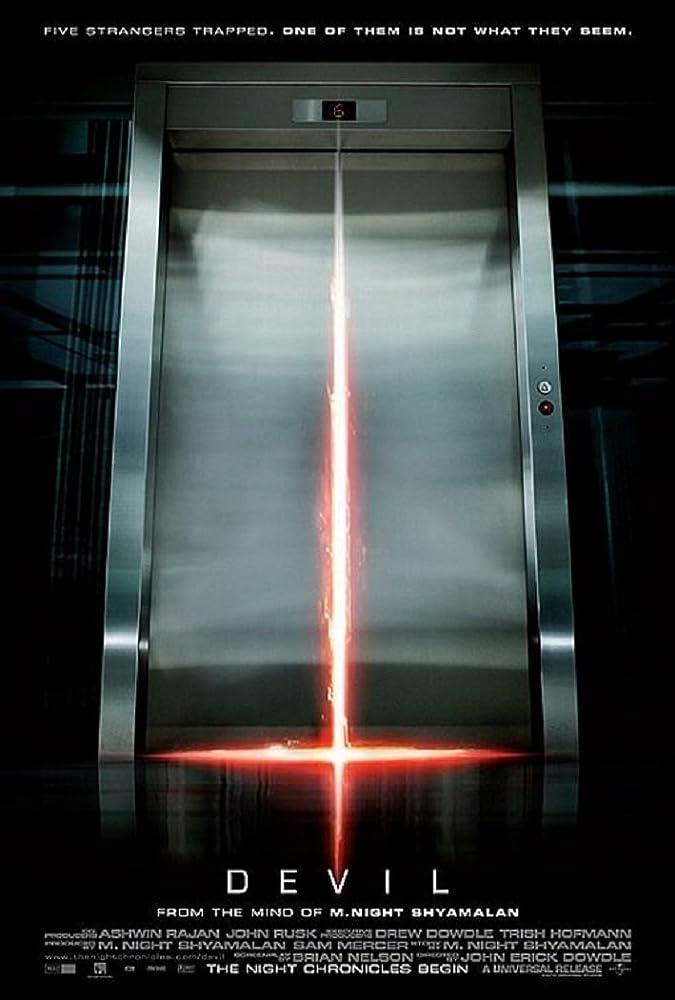 惡靈電梯 | awwrated | 你的 Netflix 避雷好幫手!
