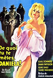 Daniella by Night Poster