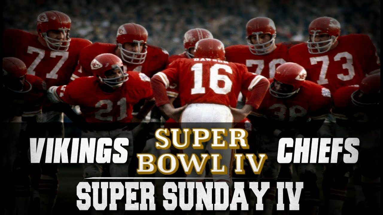 Image result for SUPER BOWL IV IMAGES