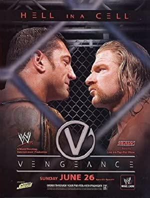 Kevin Dunn WWE Vengeance Movie