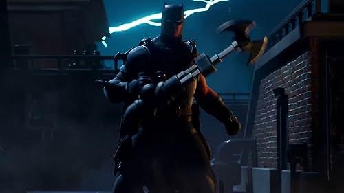 Fortnite: Batman Zero Arrives to the Fortnite Island