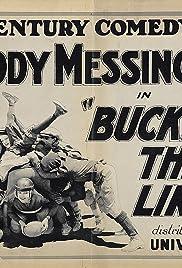 Buckin' the Line Poster