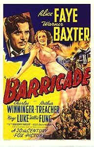 Divx unlimited movie downloads Barricade by [720x576]