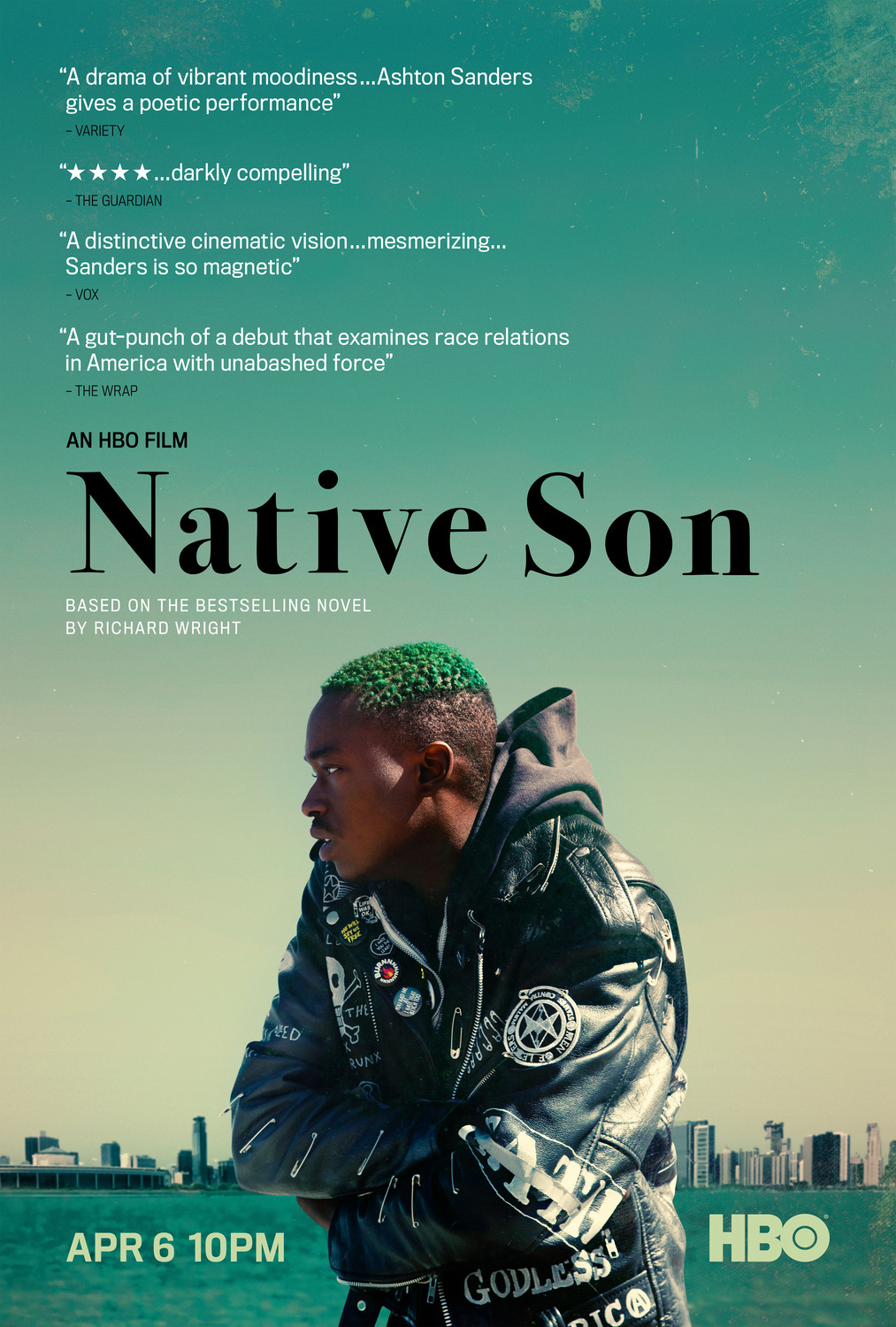 native son summary book 1