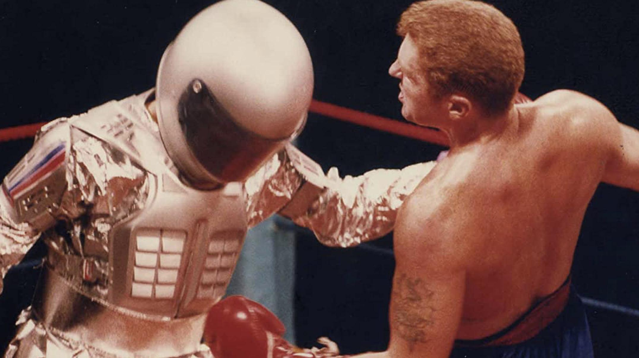 Robo-Kickboxer - Power of Justice (1992)