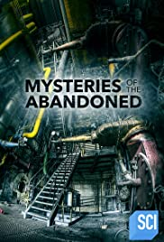 Mysteries of the Abandoned Poster
