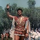 Steve Reeves in La guerra di Troia (1961)