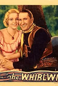 Tim McCoy and Alice Dahl in The Whirlwind (1933)