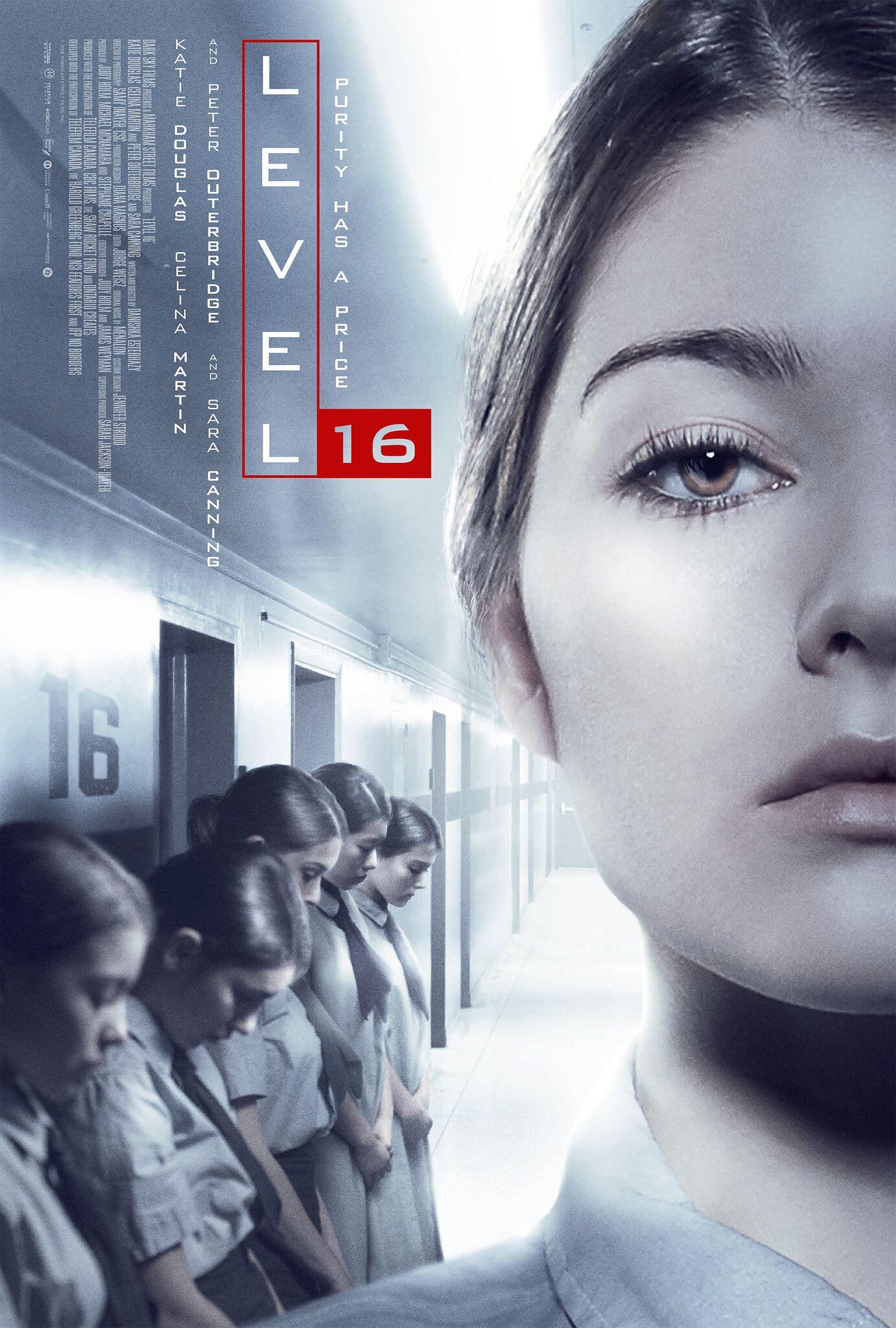 Level 16 (2018) Telugu Dubbed (Voice Over) & English [Dual Audio] BDRip 720p [1XBET]