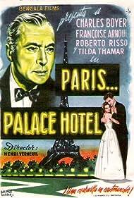Paris, Palace Hôtel (1956)