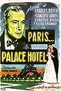 Paris, Palace Hôtel (1956) Poster
