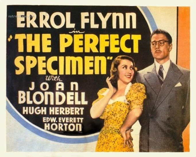 Image result for the perfect specimen 1937