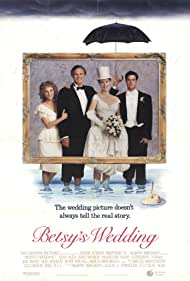 Molly Ringwald and Alan Alda in Betsy's Wedding (1990)