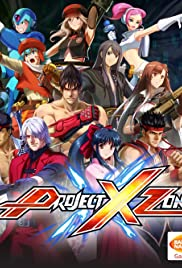 Project X Zone Poster