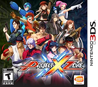 Project X Zone hd mp4 download