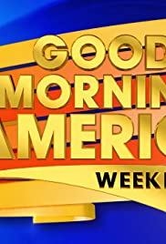 Good Morning America Weekend Edition Poster