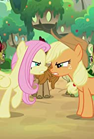 Andrea Libman and Ashleigh Ball in My Little Pony: Friendship Is Magic (2010)