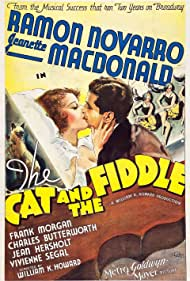 Ramon Novarro and Jeanette MacDonald in The Cat and the Fiddle (1934)
