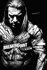 WWE Breaking Point Poster