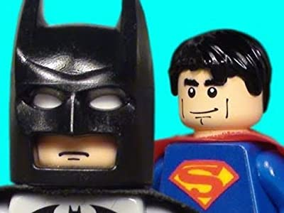 The Lego Batman \u0026 Superman Movie by Forrest Whaley