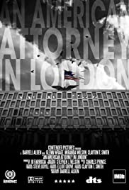 An American Attorney in London Poster