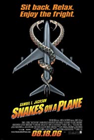 Samuel L. Jackson and Nathan Phillips in Snakes on a Plane (2006)