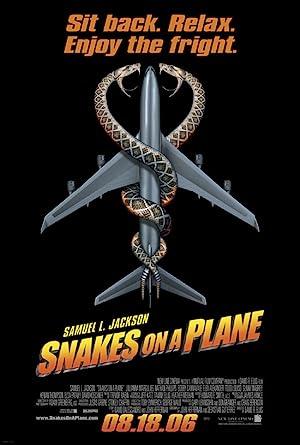 Snakes on a Plane (2006) : เลื้อยฉก เที่ยวบินระทึก EN