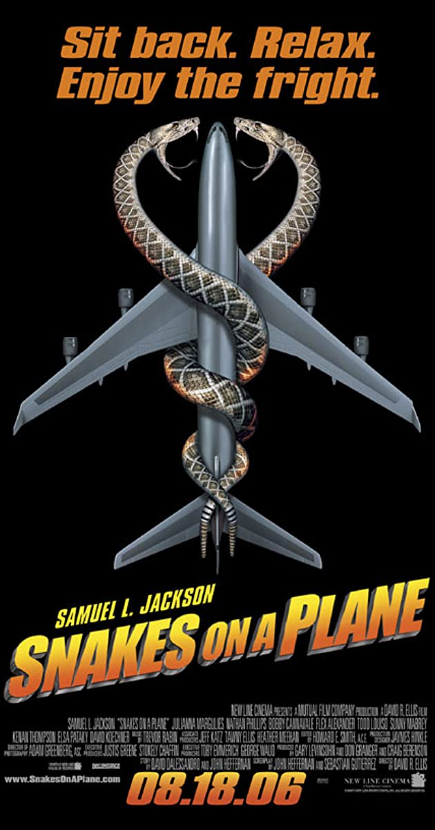 Subtitle of Snakes on a Plane