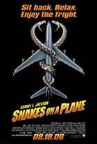 Snakes on a Plane (2006) Poster
