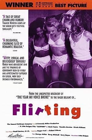 Where to stream Flirting