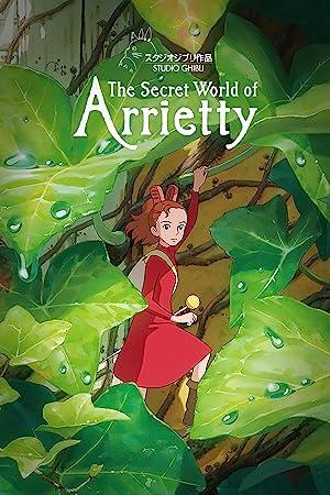 Arrietty - Die wundersame Welt der Borger (2010) • 12. September 2021 Animation