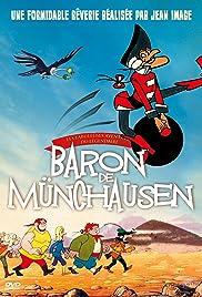 Les fabuleuses aventures du légendaire Baron de Munchausen Poster