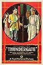 Thundergate (1923) Poster