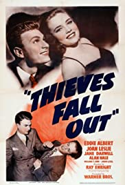 Thieves Fall Out(1941) Poster - Movie Forum, Cast, Reviews