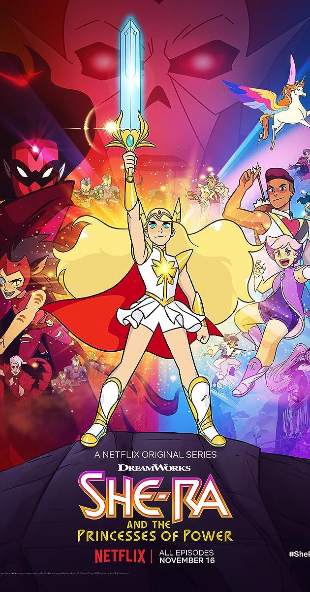 She-Ra and the Princesses of Power (TV Series 2018– ) - IMDb