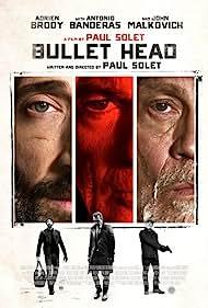 Antonio Banderas, John Malkovich, and Adrien Brody in Bullet Head (2017)