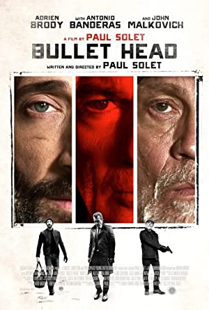 Movie Bullet Head (2017)
