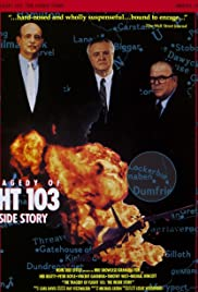 The Tragedy of Flight 103: The Inside Story Poster