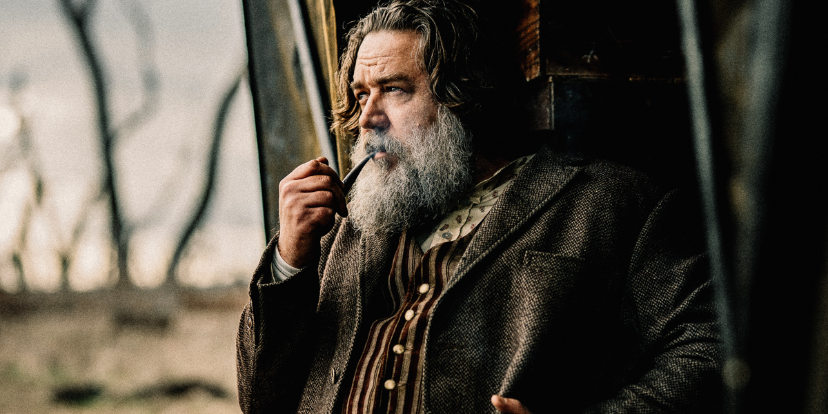 Russell Crowe in True History of the Kelly Gang (2019)
